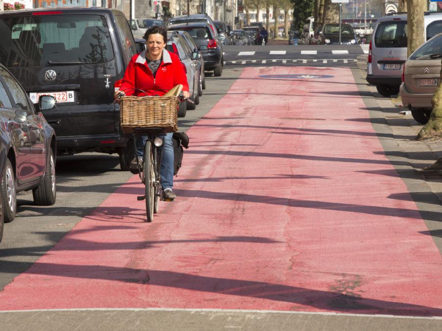 Fietsstraat Visserij, Gent en omgevingFietsberaad, VVSG