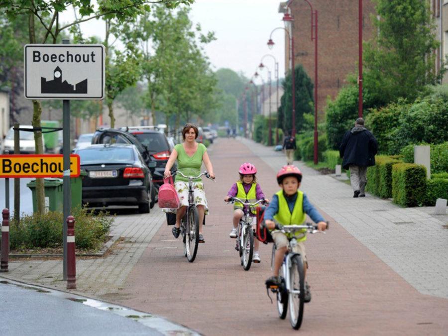 Fietsers baas in nieuwe versie mobiliteitsplan Boechout