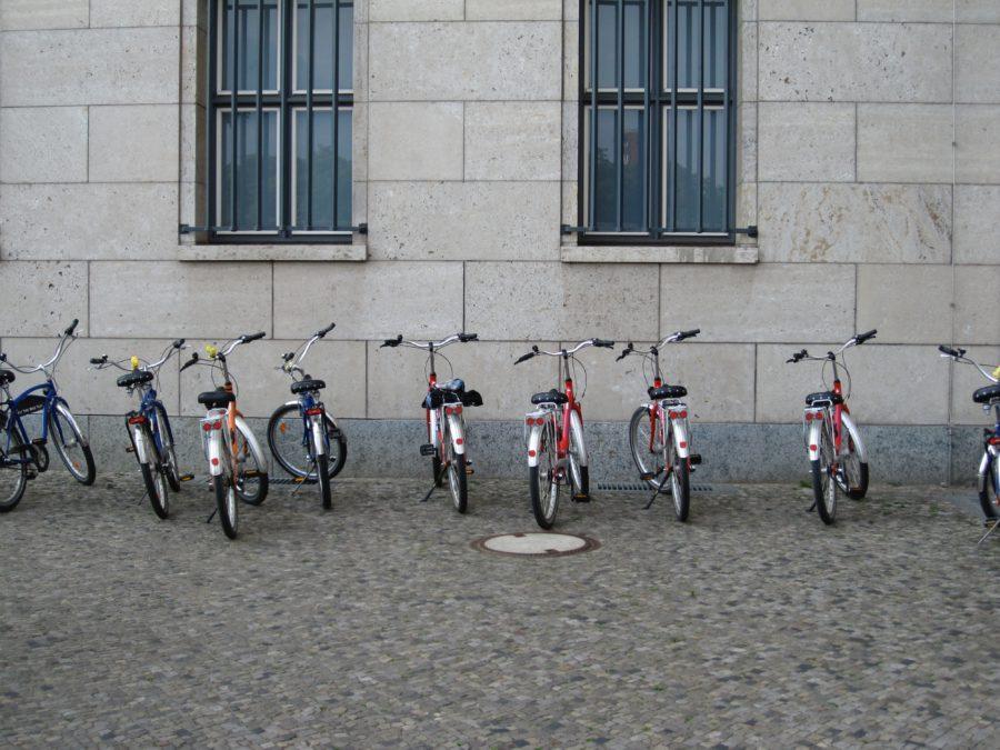 Antwerpen past vergunningskader deelfietsen toe