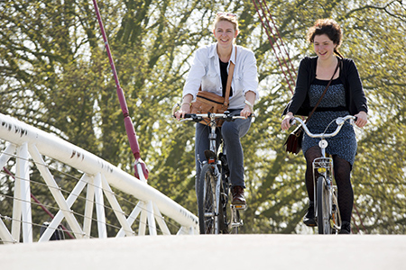 Maak fietsen vanzelfsprekend - beleidsuitdagingen lokale en Vlaamse verkiezingen
